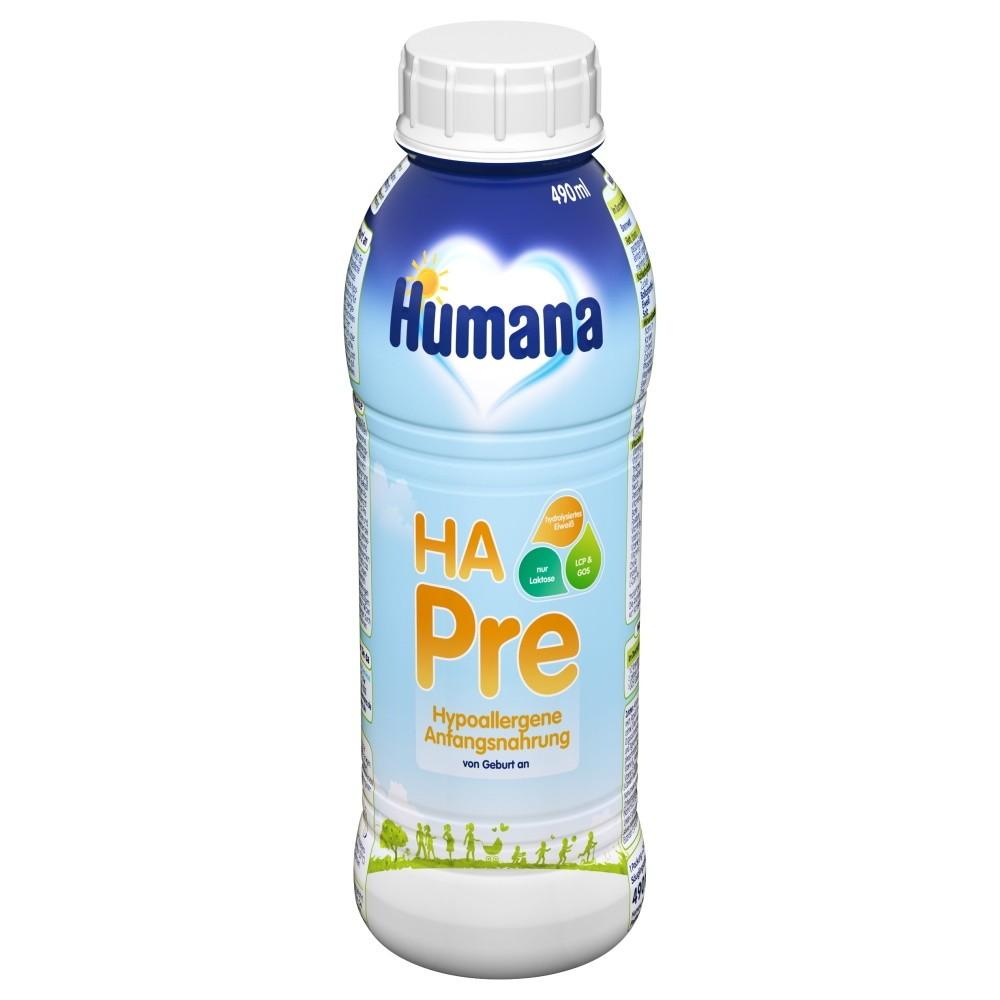 Humana HA PRE trinkfertig (490ml)