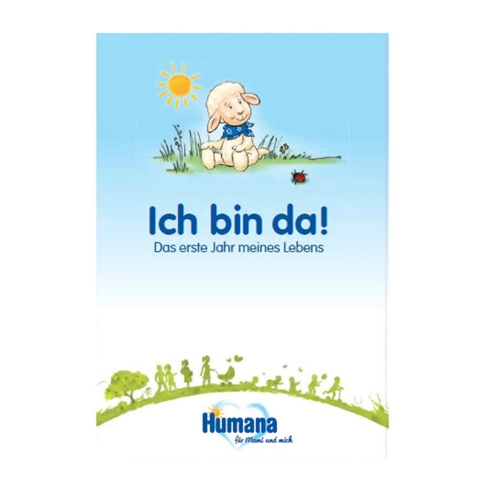 Humana Babytagebuch Ich bin da