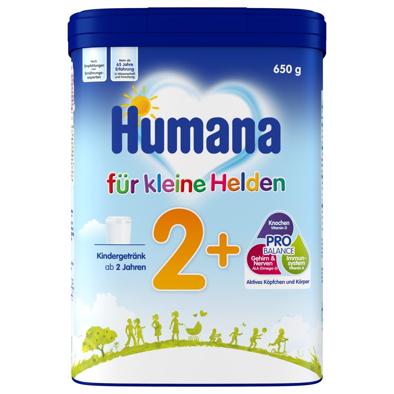 Humana Kindergetränk 2+ (650g)