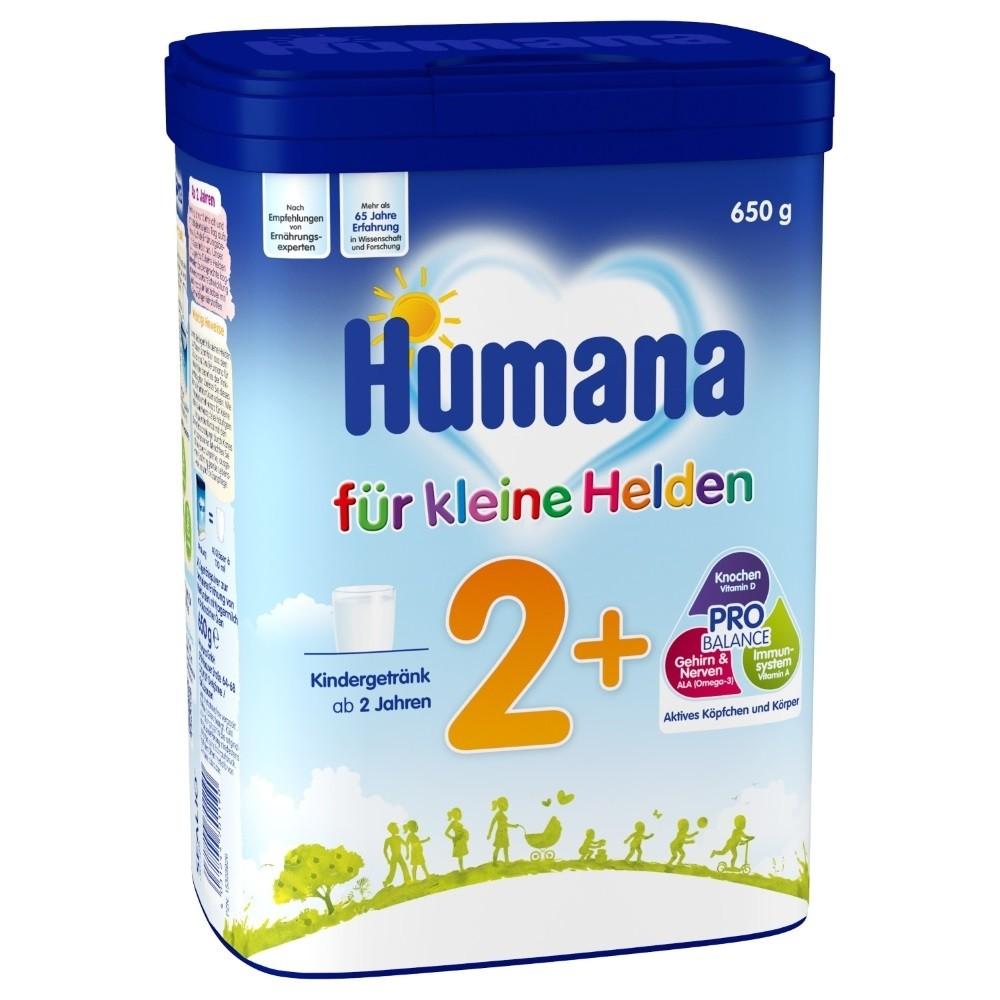 Humana Kindergetränk 2+ 650g 3D