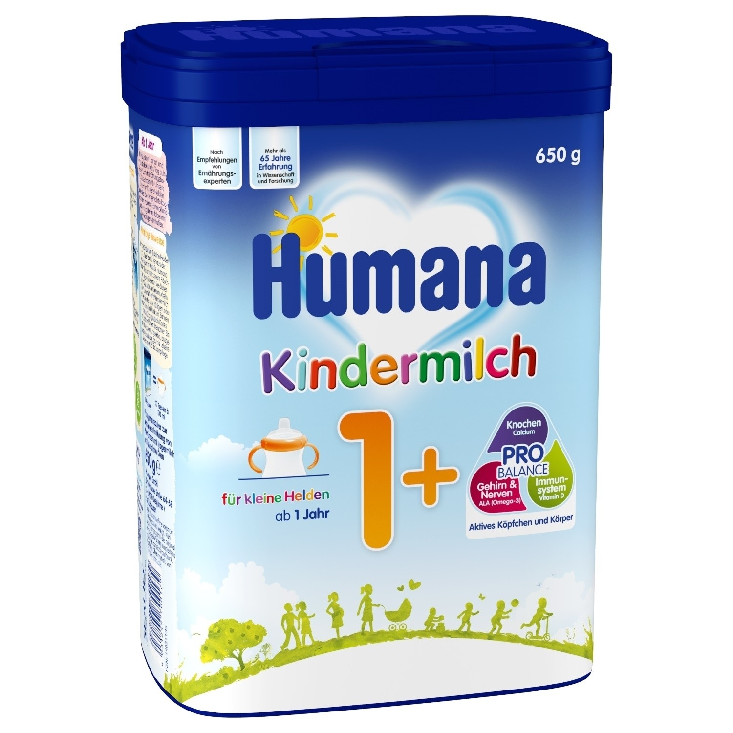 Humana Kindermilch 1+ (650g)