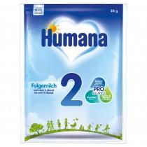 Humana Folgemilch 2 Probe (28g)