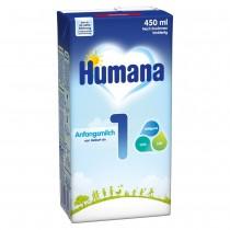 Humana Anfangsmilch 1 trinkfertig (450ml)