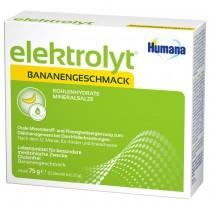 Humana Elektrolyt Banane bei Durchfall 75g 3D