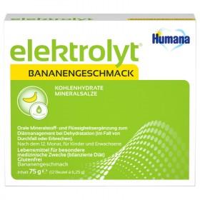 Humana Elektrolyt Banane (75g)