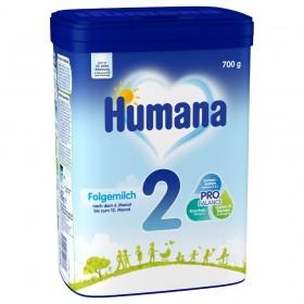 Humana Folgemilch 2 (700g)