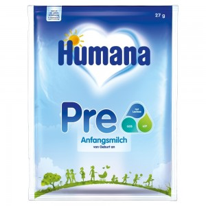 Humana Anfangsmlich PRE Probe (27g)