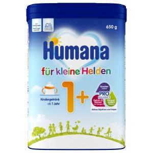 Humana Kindergetränk 1+ 650g 3D