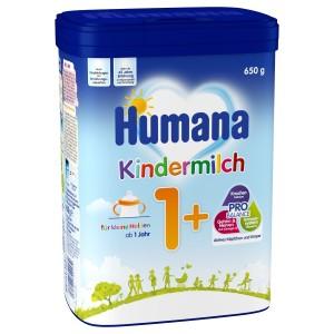 Humana Kindermilch 1+ (650g)